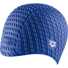 arena Bonnet Silicone Swimming Cap blue